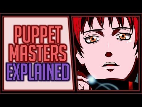 Explaining the Puppet Master Jutsu