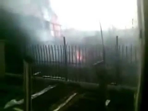 Пожар на ИК-13 г.Губаха