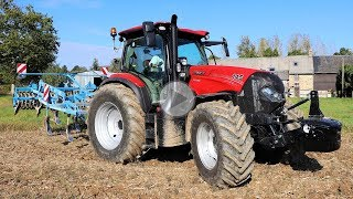 Essai tracteur Case IH Maxxum 145 ActiveDrive 8