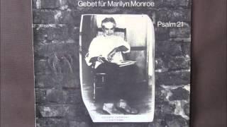 Ernesto Cardenal - Gebet Für Marilyn Monroe (Christian Krautrock 1972)