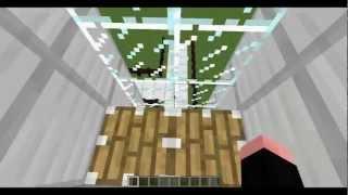 Tutorial Minecraft - Elevador pistomatico