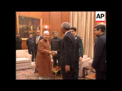India - Mandela