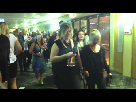Kegilaan Katy Perry di Brisbane Entertainment Centre