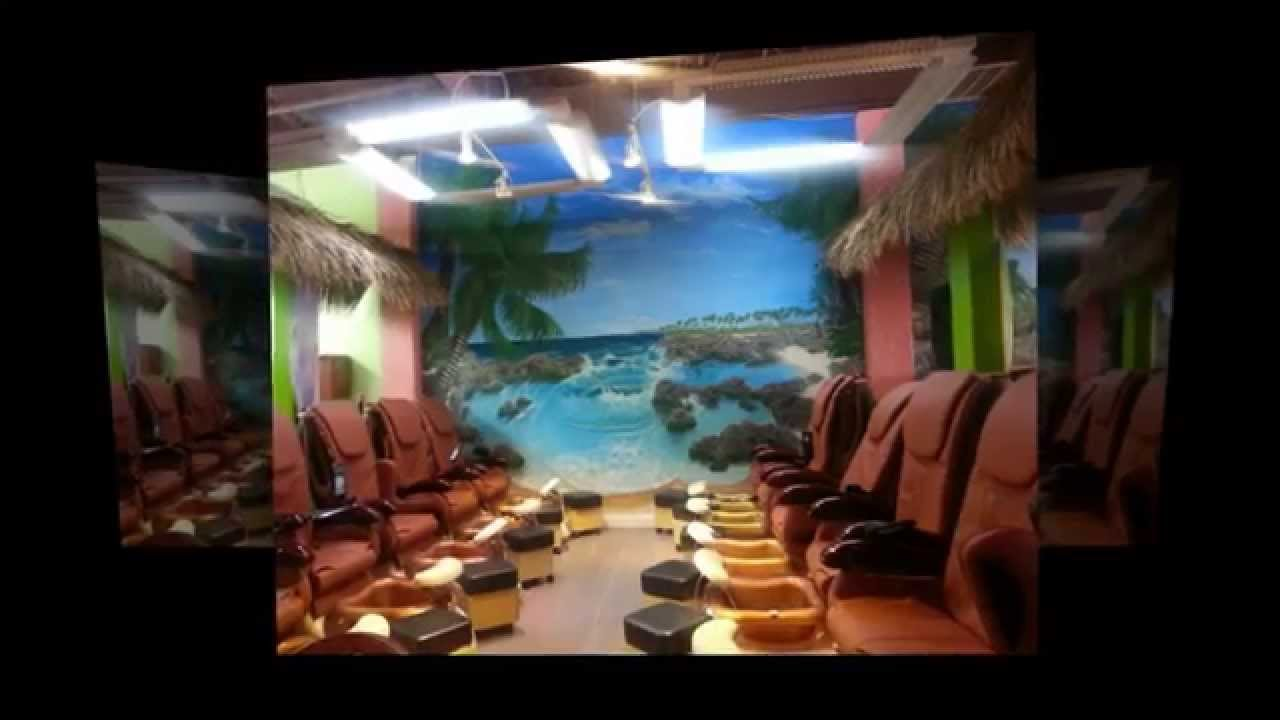 Paradise nail bar and salon in las vegas nv 89117 613 youtube prinsesfo Image collections
