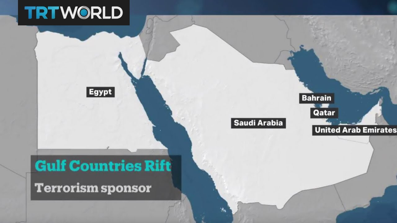 Breaking news gulf countries and egypt sever ties with qatar youtube breaking news gulf countries and egypt sever ties with qatar trt world gumiabroncs Images