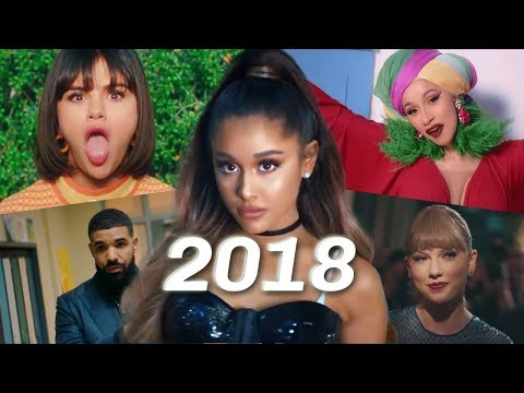 Top 50 Best Songs of 2018 (Year End Chart 2018) Mp3