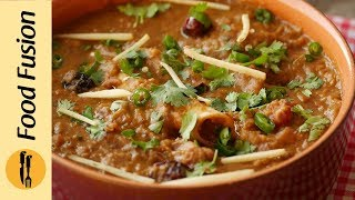Daal Gosht Handi Recipe By Food Fusion