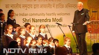 After Sanskrit welcome in Ireland, PM Modi