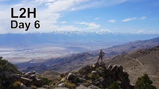 L2H - Day 6,  The Majestic Sierra Nevada Mountain Range!!