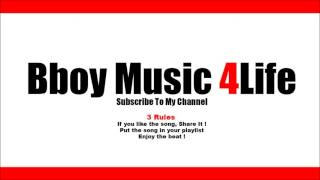 Dj Fleg -  Bell Biv Devoe - Poison | Bboy Music 4 Life 2015