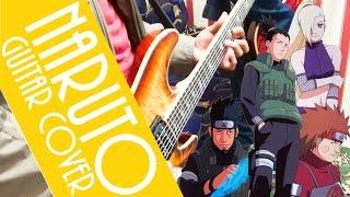 【TABS】 Naruto Shippuden Opening 4 Guitar Cover - [Inoue Joe] CLOSER (OP 4) [velo city]