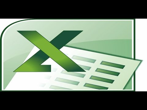 MS Excel де электрондук ведомость тузууну уйронуу