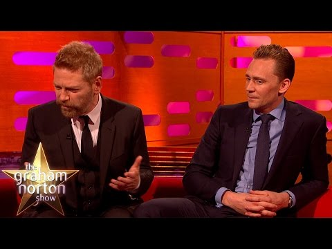 Tom Talks About His Hiddlestoners - The Graham Norton Show