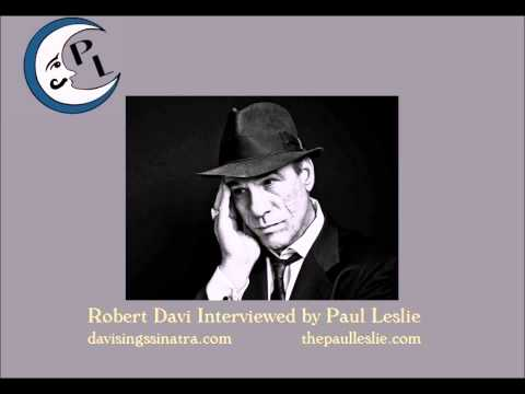 Robert Davi Interview on The Paul Leslie Hour