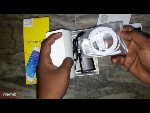 Samsung Z1 Unboxing