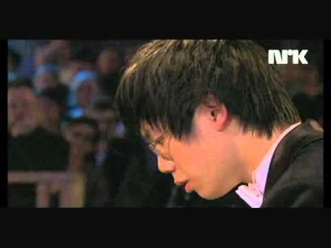 John Chen - Tchaikovsky: Concerto No 1 mov. 3