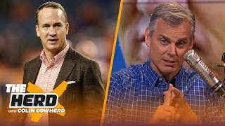 Peyton Manning as the next Jets GM is a 'bad move' - Colin Cowherd | NFL | THE HERD