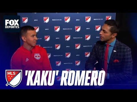 MLS: 'Kaku' Romero no suelta el sueño de jugar en México