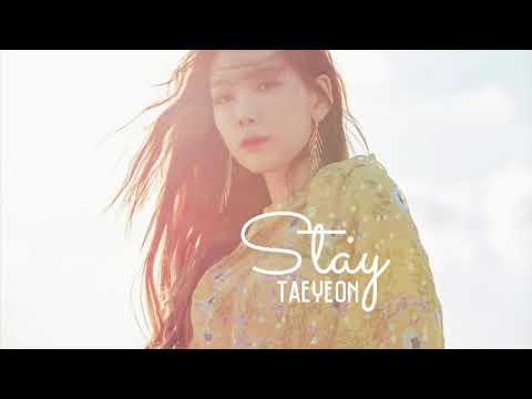 Stay   Taeyeon 태연