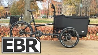 Butchers & Bicycles MK1-E Video Review - Innovative Cargo Electric Bike