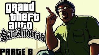 Grand Theft Auto: San Andreas│Parte 8 - Woozy Un Ciego No Tan Ciego