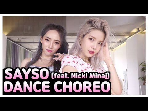 Doja Cat - say so (feat.Nicki Minaj) Redlic Han x Solar dance choreography