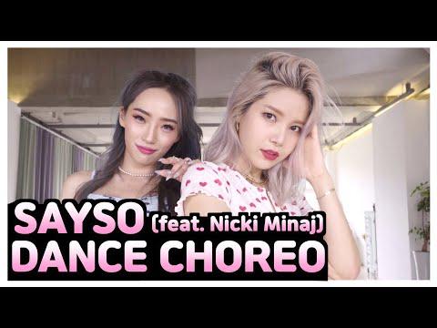 Doja Cat - Say So (feat.Nicki Minaj) Redlic Han X Solar Dance Choreography
