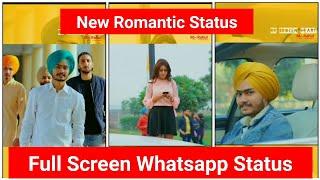 💏 New Romantic ❤ love Full screen status video 💕