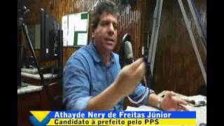 Entrevista com Athayde Nery (PPS) - 17/08/2016