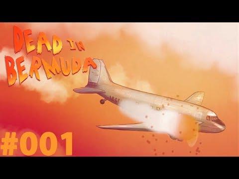 Der Flugzeugabsturz ☆ Dead in Bermuda #001