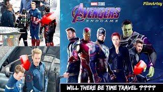 Avengers: Endgame - Time Travel Confirmed?
