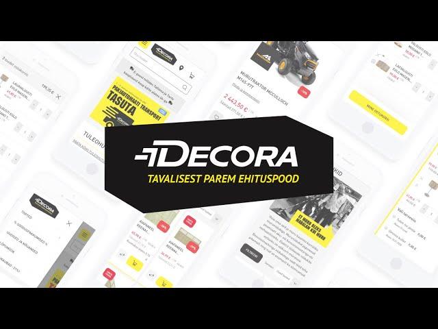 Case study: Decora