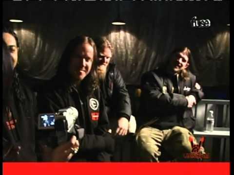 Fear Factory - Uranium Interview - 2004
