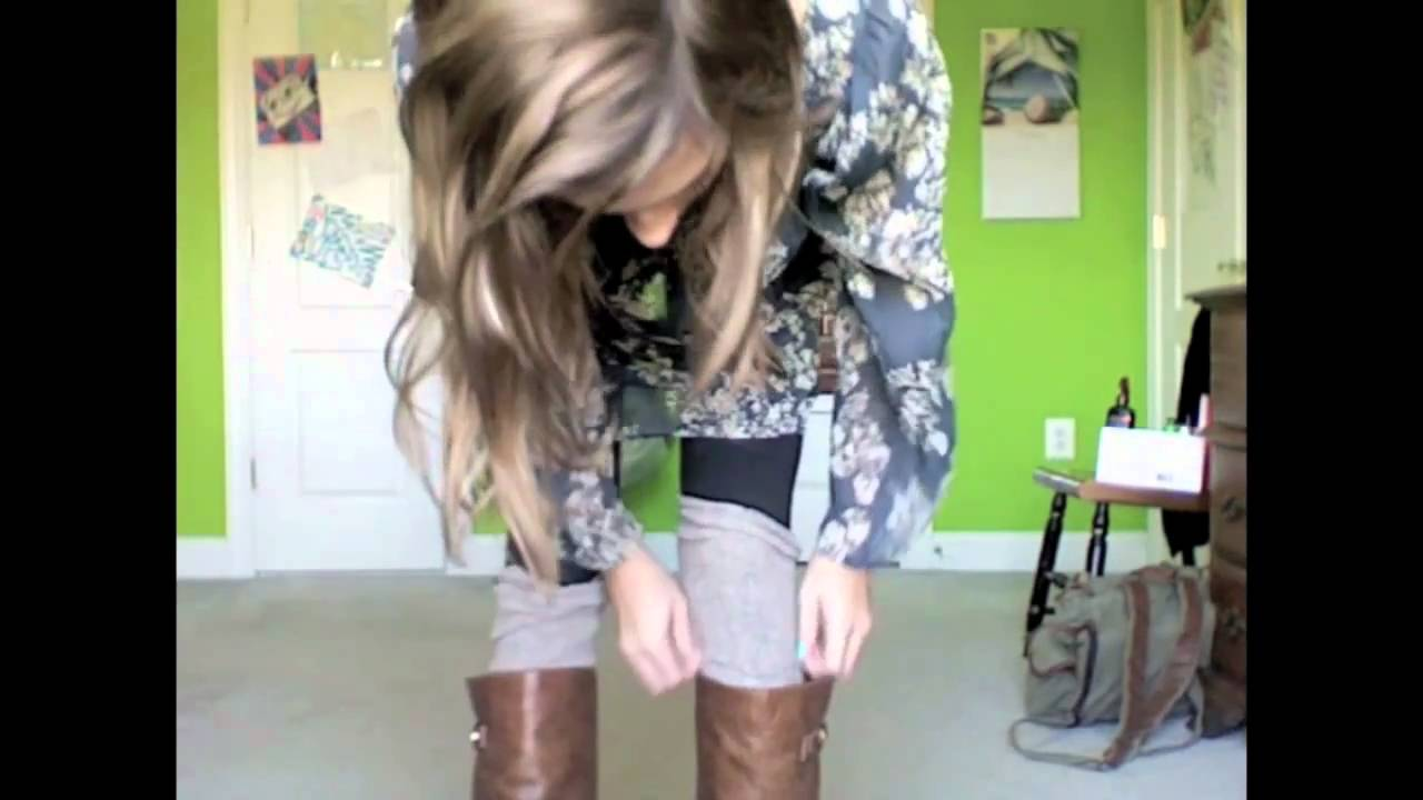 Howto: Wear Fun Tights to School