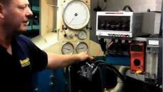 Common Rail Diesel PumpTesting, Bosch CP...