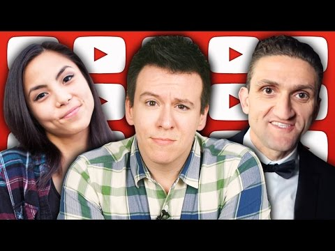 Thumbnail: YouTubers Uniting Against YouTube and Why I'm Not a Believer...