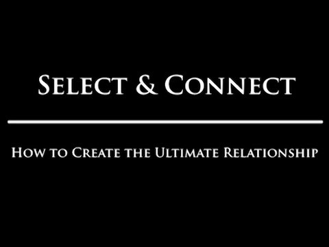 How to create a good relationship