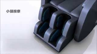 SASAKI 9 Series 4D L Shape Ultimate Massage Chair