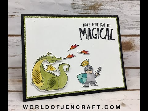 Stampin' Up! Magical Day Mini Series Final Episode