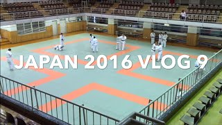 Japan 2016 VLOG 9: The Kodokan Judo World HQ