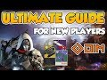 Destiny 2: Ultimate New Players Guide [New Light/Shadowkeep]