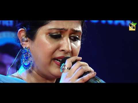 താമരക്കണ്ണന് ഉറങ്ങേണം | Best female Singer | Ranjini Jose | Cochin Haneefa film Award Night 2018