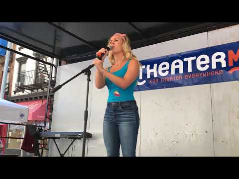 Stephanie Torns-What Baking Can Do (TheaterMania Block Party 9/10/17)