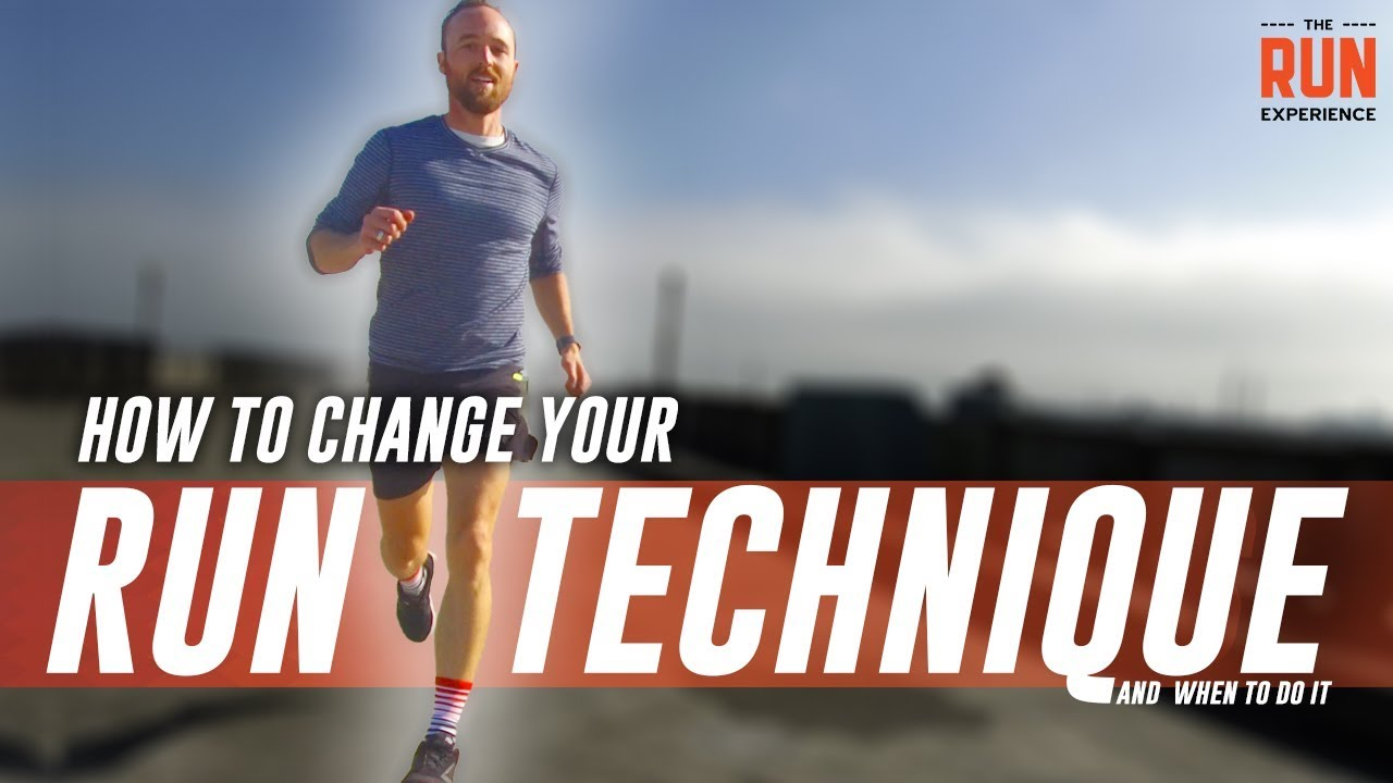 Jogging Run Time How To Change Your Run Technique And The Best Time To Do So