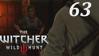 The Witcher 3 Wild Hunt Прохождение Серия 63 (Уроки Фехтования)