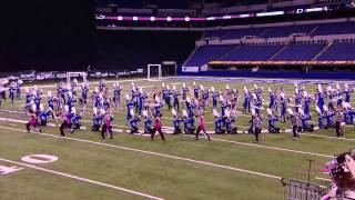 Blue Devils 2011 The Beat My Heart Skipped