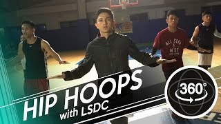 Hip Hoops feat. LSDC in 360 thumbnail