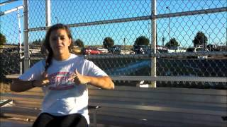 The Fighter-ASL by Kayla Boyd Top 10 Video