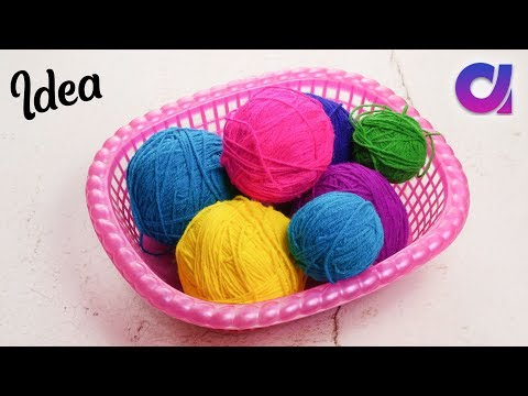 10 Amazing DIY Room Decoration Idea From Wool #Wool Craft Idea  | Artkala