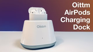 Apple AirPods Charger Dock | Oittm